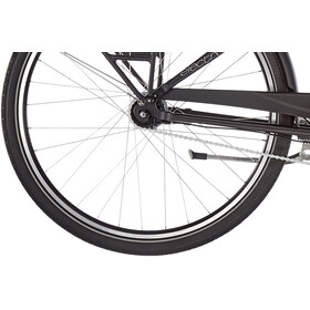 "Electra Townie Commute 7i EQ 28"" Homme, satin black"